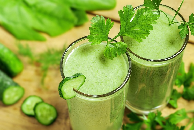 Green Smoothie Recipes for Cholesterol