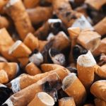 Is nicotine bad for cholesterol?