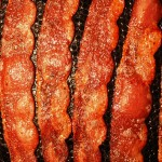 Is turkey bacon bad for your cholesterol?