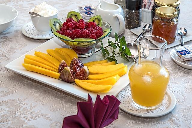 Cholesterol lowering recipes for breakfast