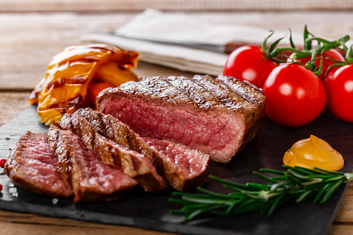 Healthy Ways to Prepare Meat for Low-cholesterol Diet